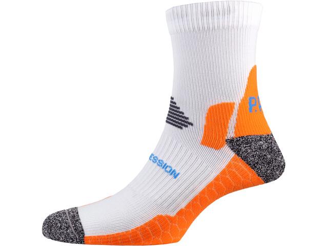P.A.C. RN 6.0 Running Pro Mid Compression Socks Women white